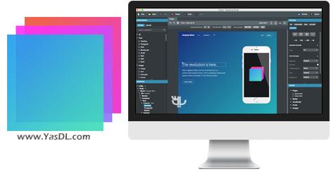 دانلود Bootstrap Studio 5.6.1 x64