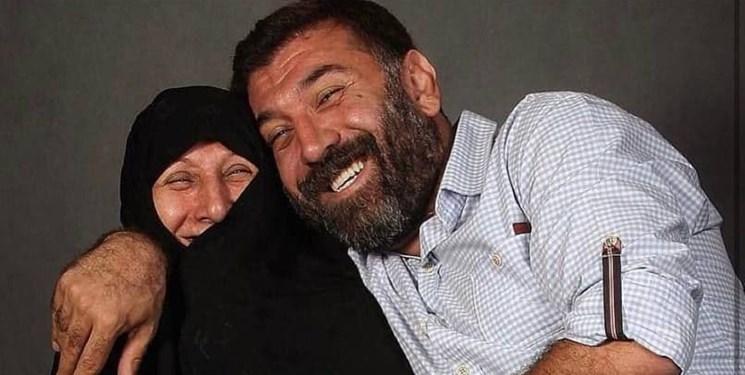 واکنش مادر علی انصاریان پس از شنیدن خبر درگذشت فرزندش