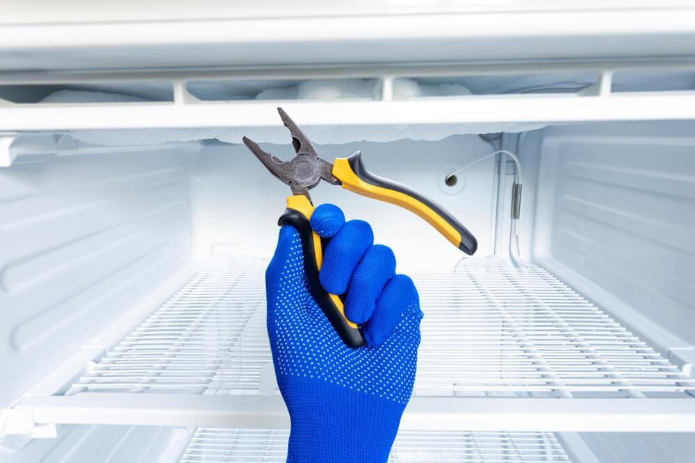 اهمیت لاستیک درب یخچال